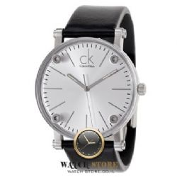 שעון היוקרה Calvin Klein לגבר במראה אלגנט | Cogent Men's Watch | שעוני CK דגמי 2015